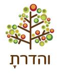 לוגו והדרת קרן מילואים לסיעוד